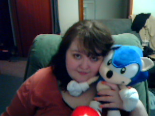 Me and Sonic!